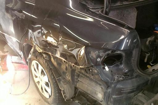 фото кузовной ремонт тойота в челябинске