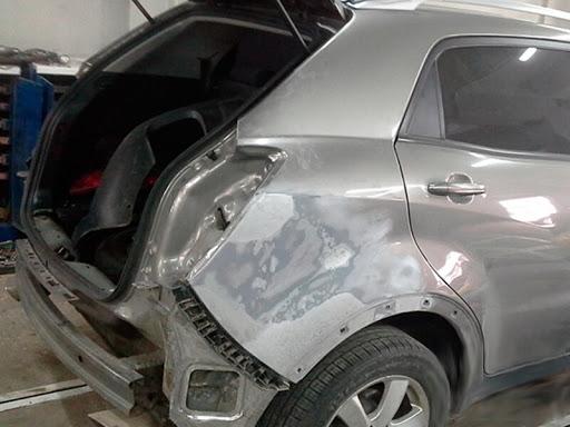 фото ремонт автомобильных крыльев в челябинске